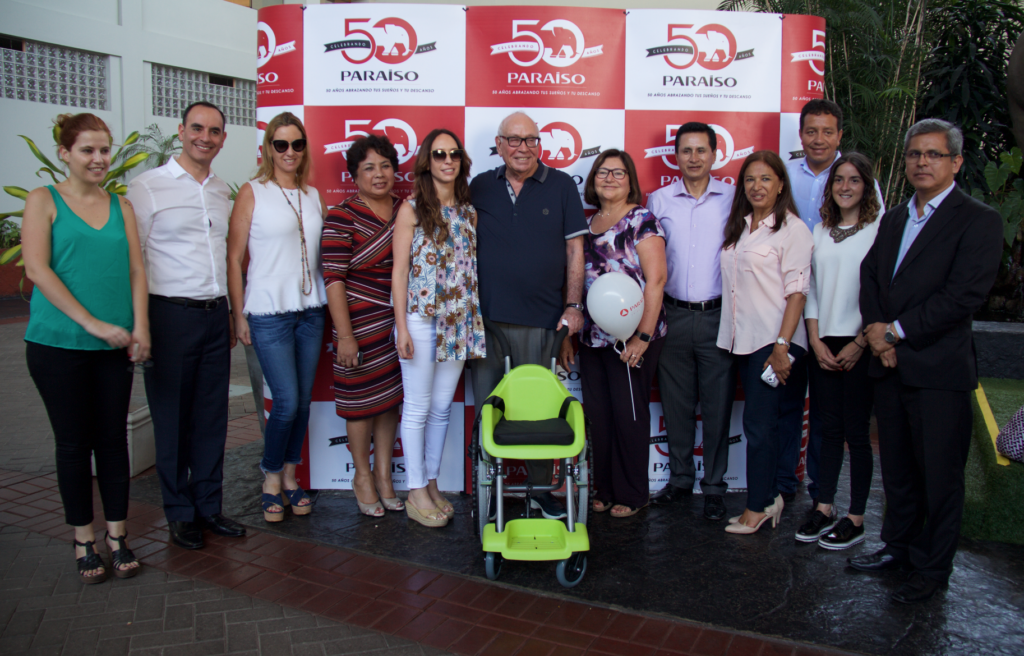 Family Foundation gives hope in Argentina