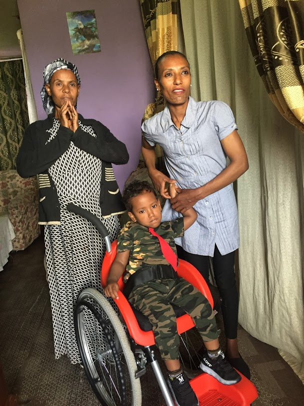 Wheelchairs Of Hope Ethiopia