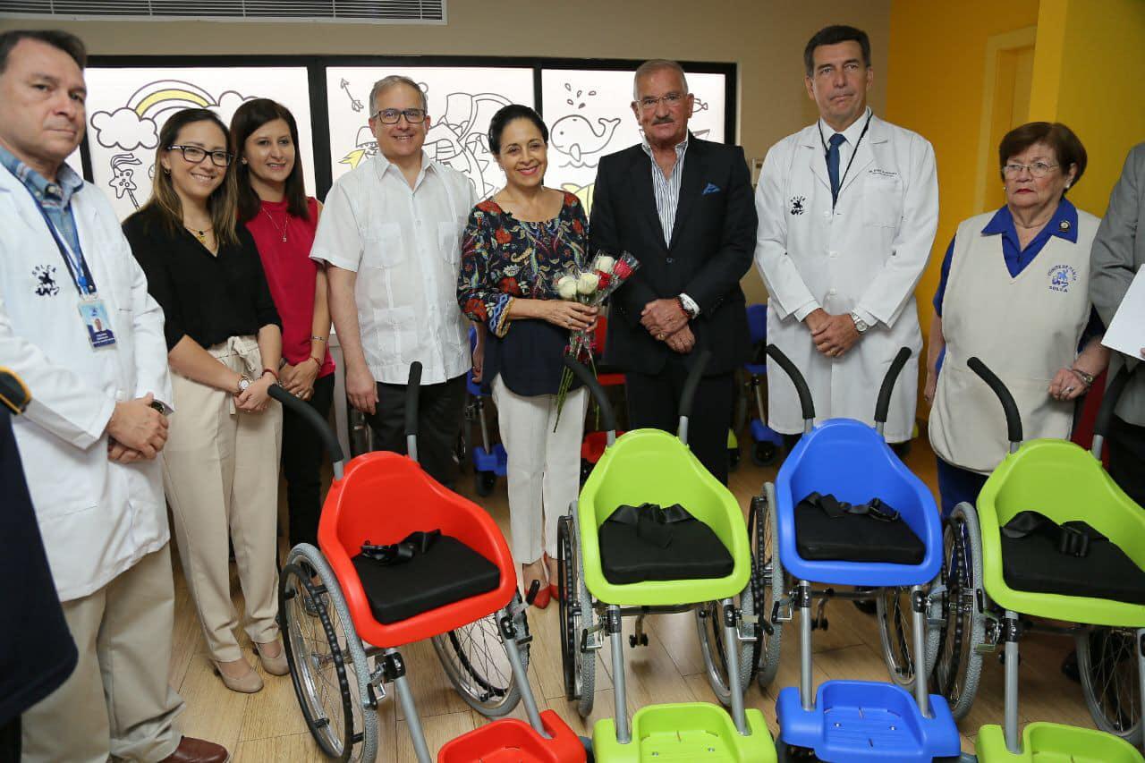 Wheelchairs of Hope Ecuador